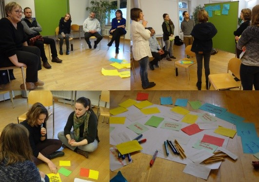Workshop 2018-01 Putting democratic values into practice